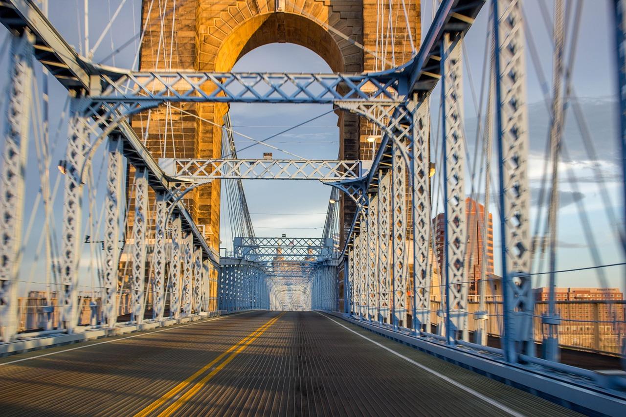 просто смысл моста на картинке ряд