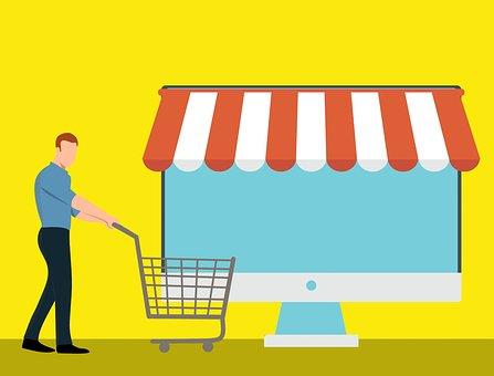 Online Store, Online Shop, Store, Online