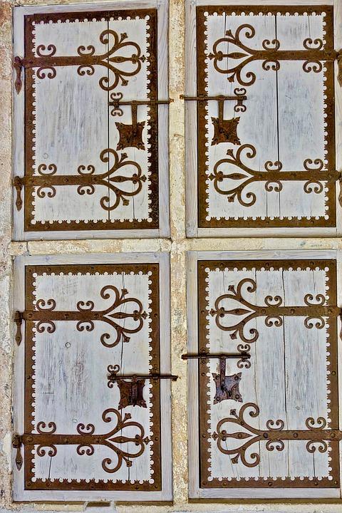 Tür Dekoration Eingang Kostenloses Foto Auf Pixabay