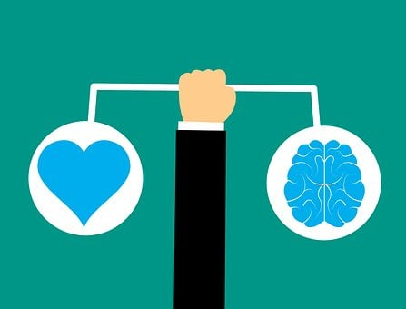Cerebro, Corazón, Cerebro Icono
