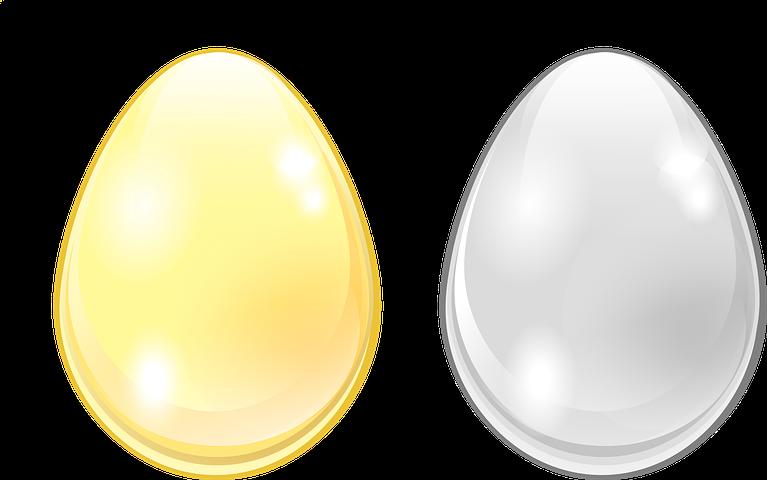 Картинка яйцо простое