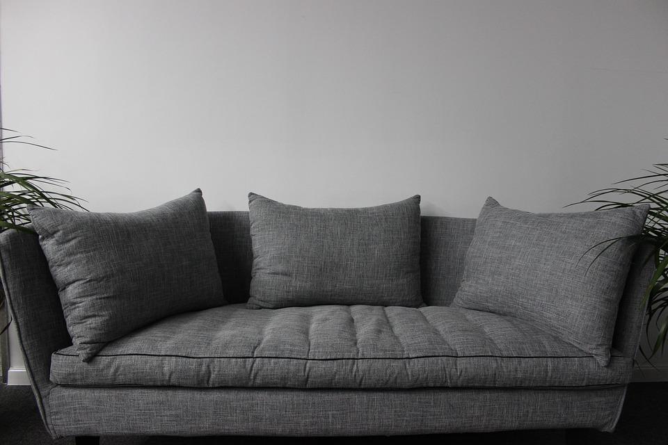 Möbel Moderne Luxus Drinnen Haus Zimmer