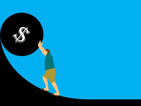 Debt, Money, Credit, Loan, Mortgage