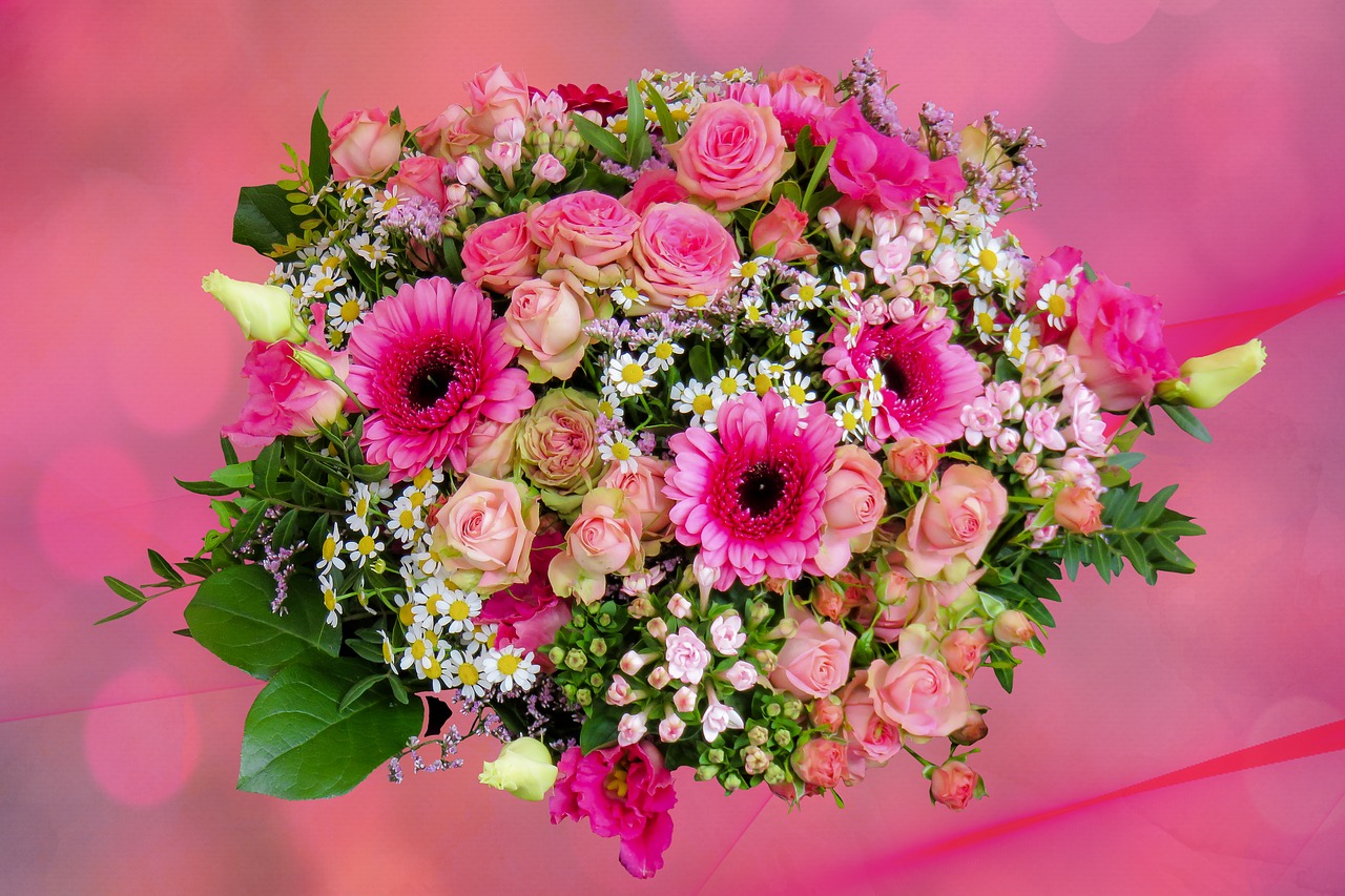 Февраля, открытки с необычными цветами красивые
