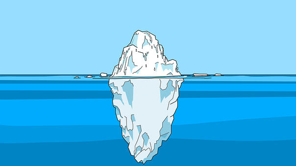 Iceberg images pixabay download free pictures for Clipart iceberg