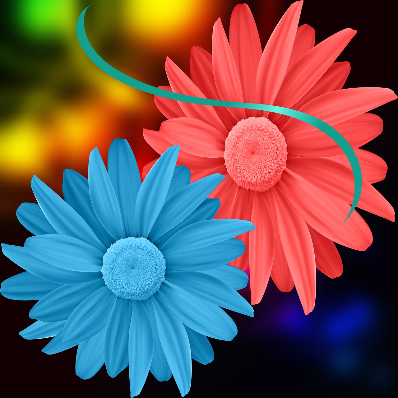 Flowers Colors Free Image On Pixabay