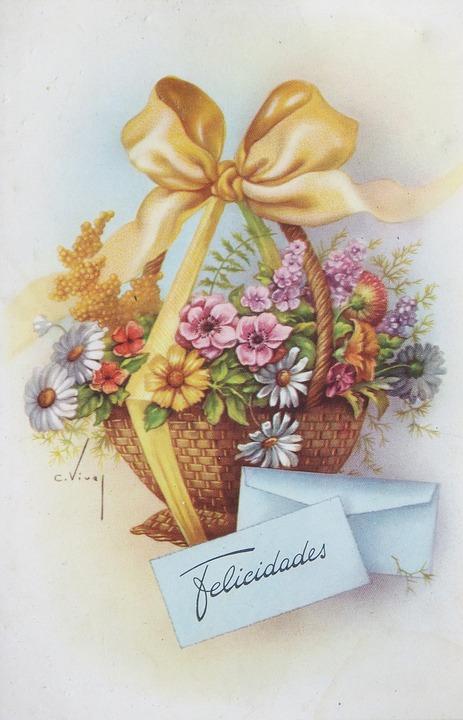 gamla gratulationskort Blomma Gratulationskort Gamla · Gratis foto på Pixabay gamla gratulationskort