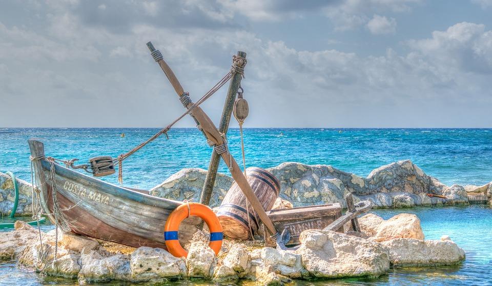 Strand Dekoration Karibik Kostenloses Foto Auf Pixabay