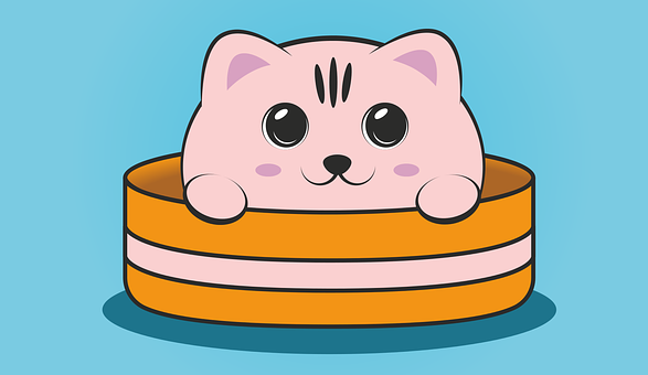 Terbaru Kartun Wallpaper Gambar Kucing Lucu Dan Imut Banget Tahun Ini