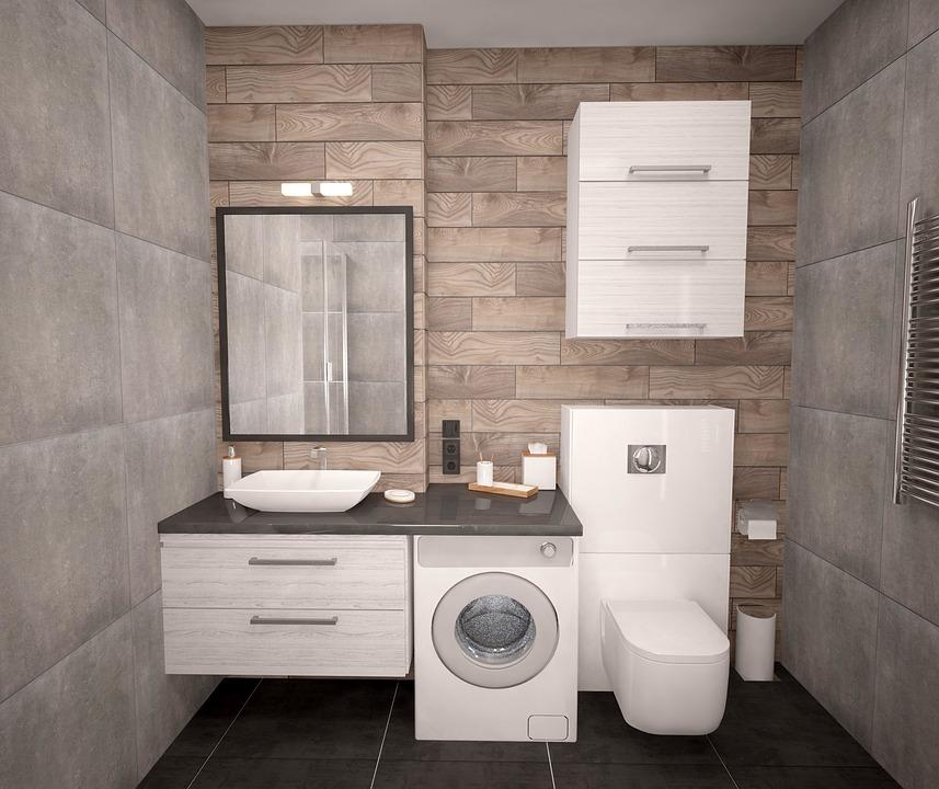 Moderne Badezimmer Kran Kostenloses Foto Auf Pixabay