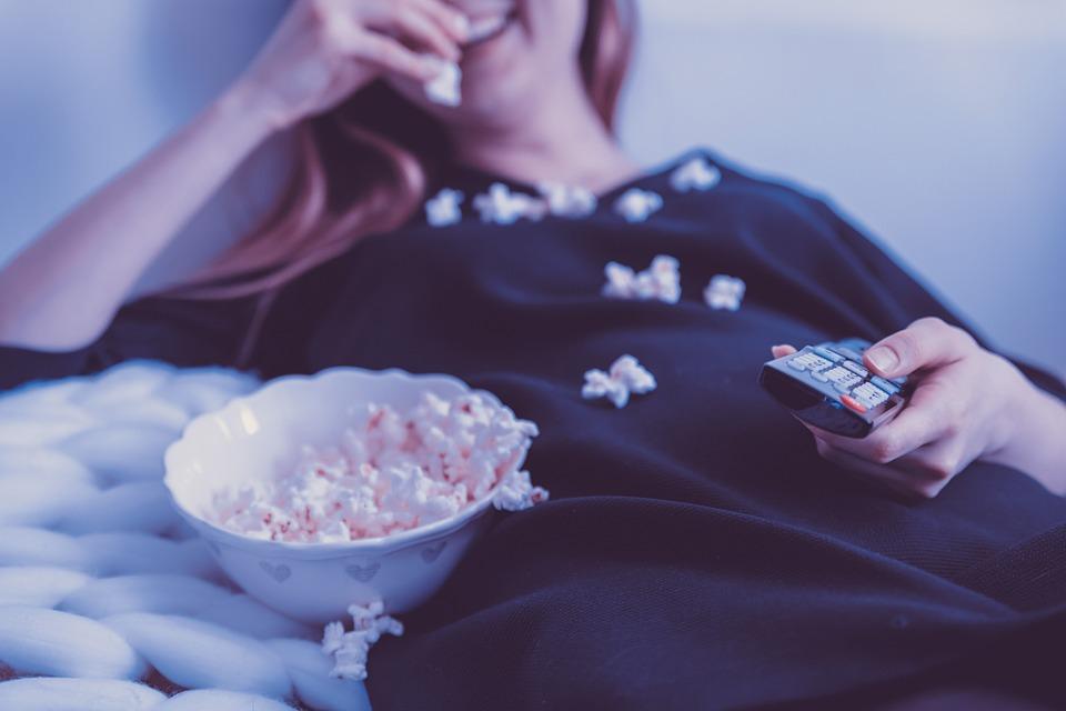Pessoas, Mulher, Tv, Filmes, Televisão, Feminino, Feliz