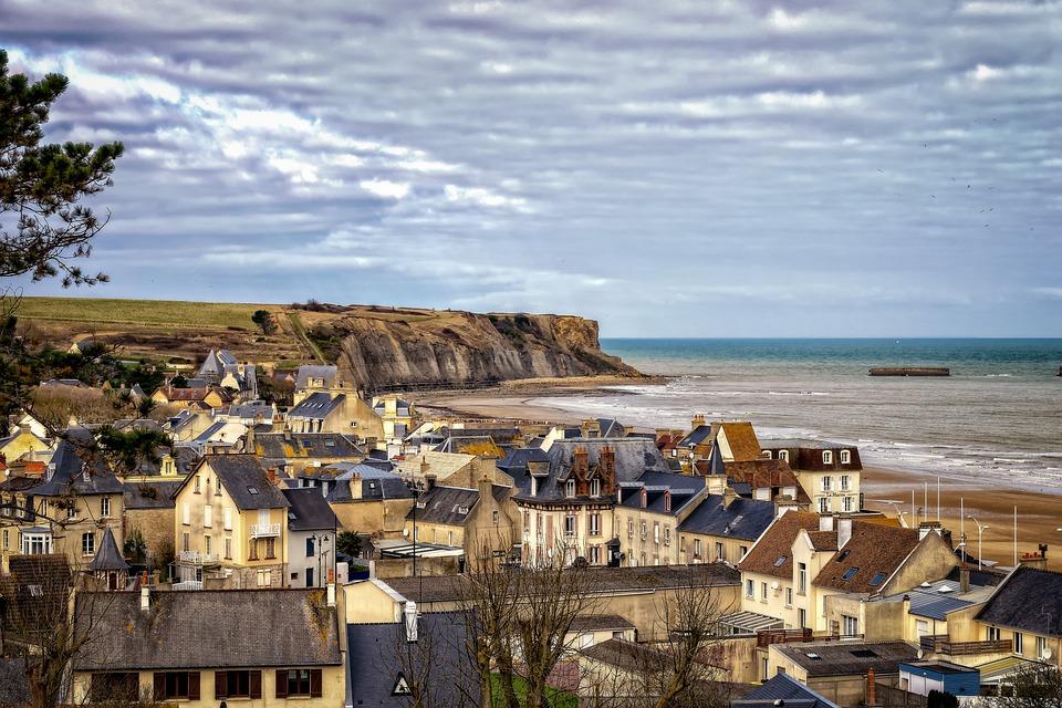 De La Ciudad, Francia, Normandía, Arromanches Les Bains