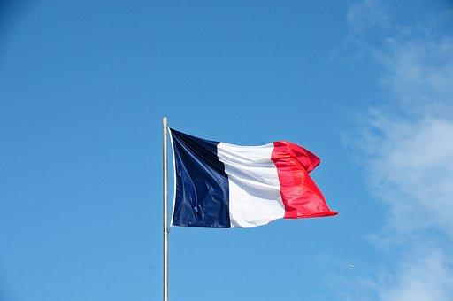 Flag, Wind, Patriotism, Mast, Rod