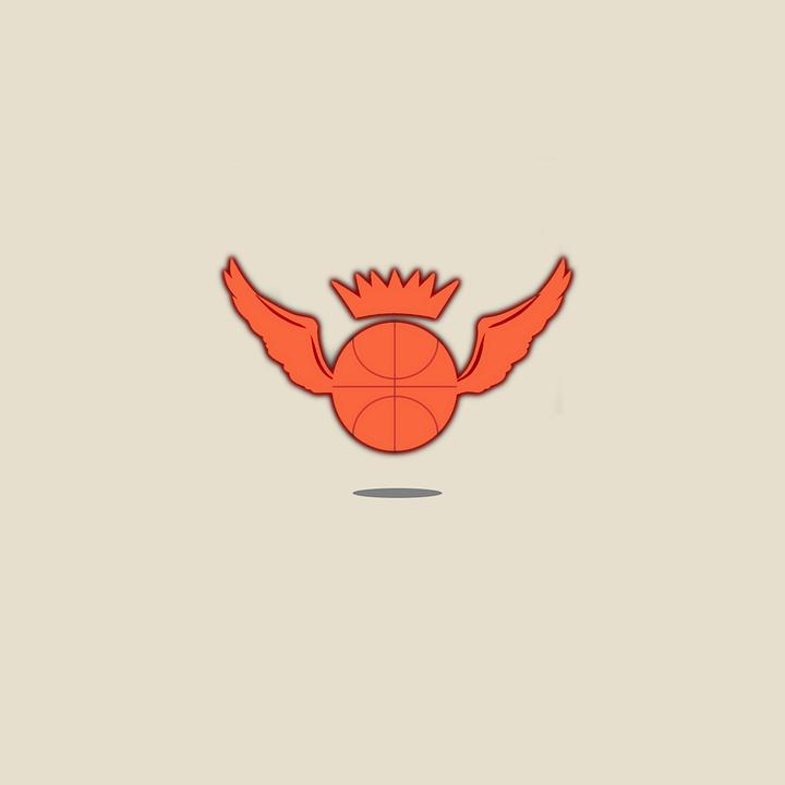 basketball logo free image on pixabay