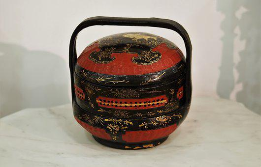 Container, Traditional, Handicraft