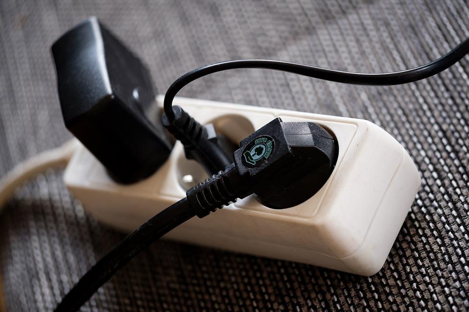 Электробезопасность при использовании удлинителей