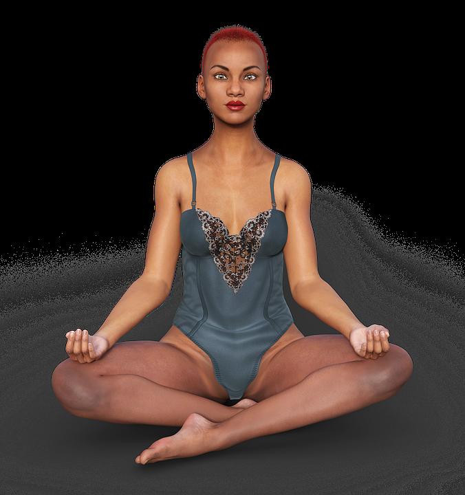 woman legged yoga free image on pixabay