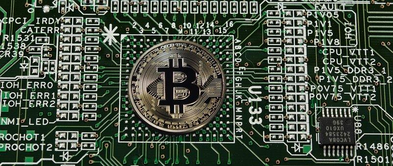 O processador principal, Bitcoin, Intel