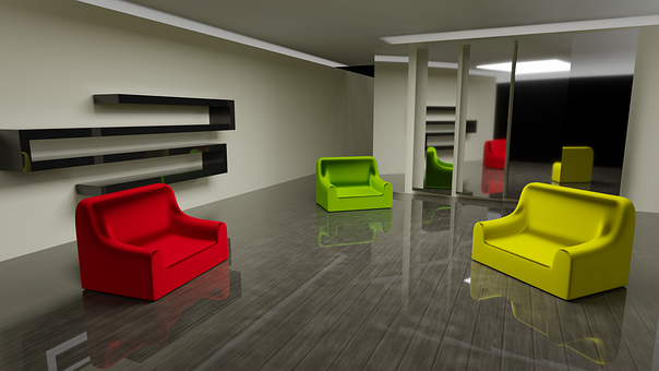 Interior Design, Modern Interior