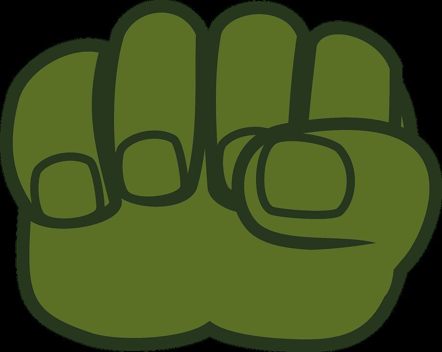 Mao Hulk Imagens Gratis No Pixabay