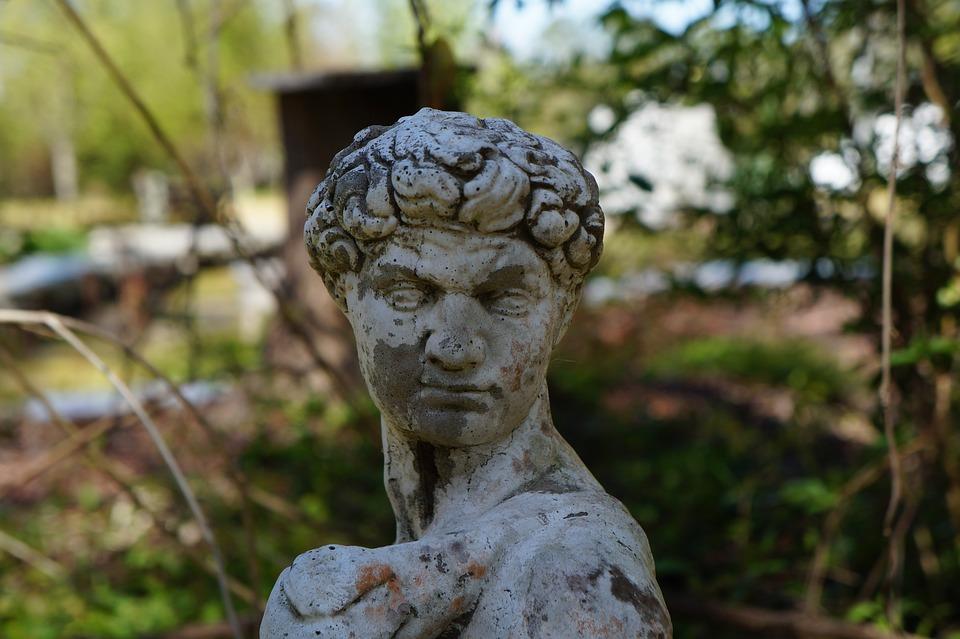 Statue Skulptur Garten Kostenloses Foto Auf Pixabay