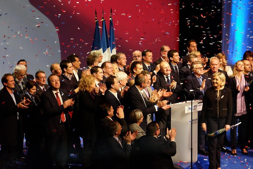 人, そんなに, 群衆, 男, アダルト, 有名人, ポリシー, フランス, フランス語, 政治家