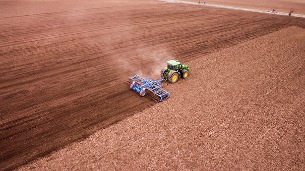 John Deere 8370R, Farmet, Tractor