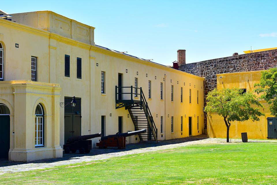 The Castle of Good Hope - Things to do in Cape Town for kids
