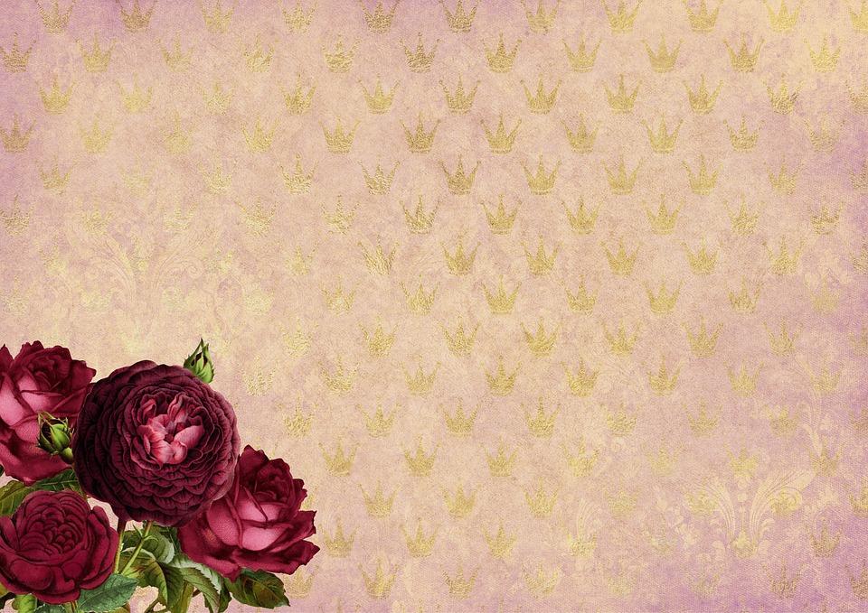 Rose Corone Oro Immagine Di Foto Gratis Su Pixabay