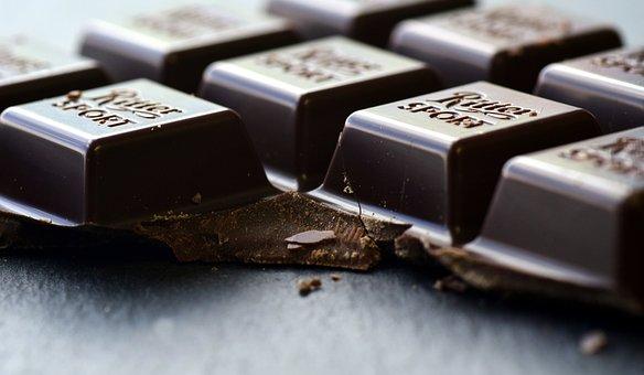 Cioccolato, Alimentari, Dolce, Mangiare