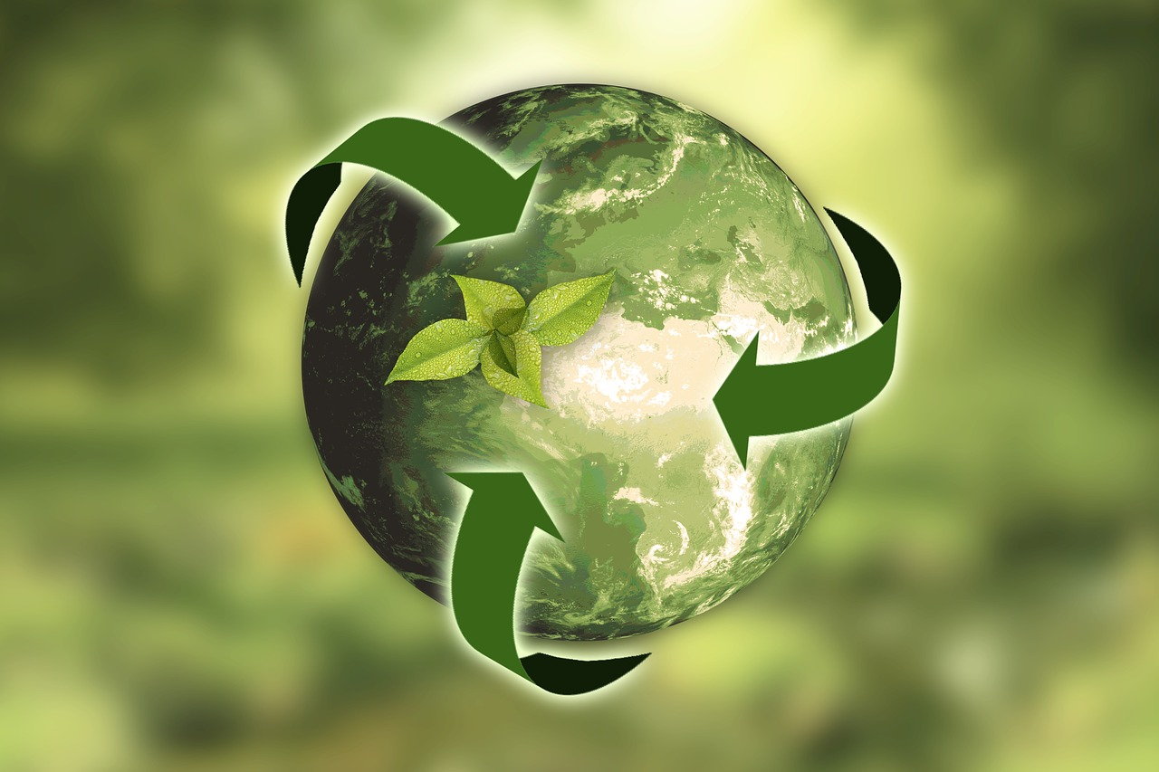 Le recyclage : un geste simple et écologique