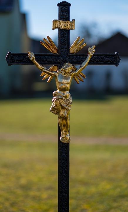 Gambar Yesus Kristus Di Salib
