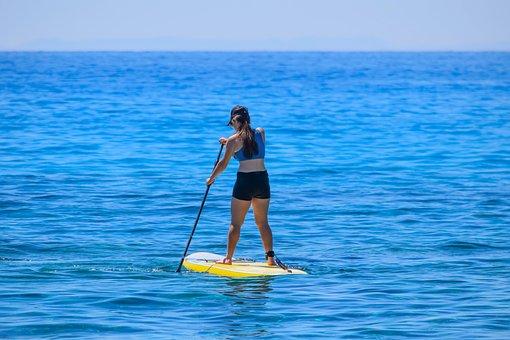5cfa8e440c63 50+ Free Paddleboard & Paddleboarding Images - Pixabay