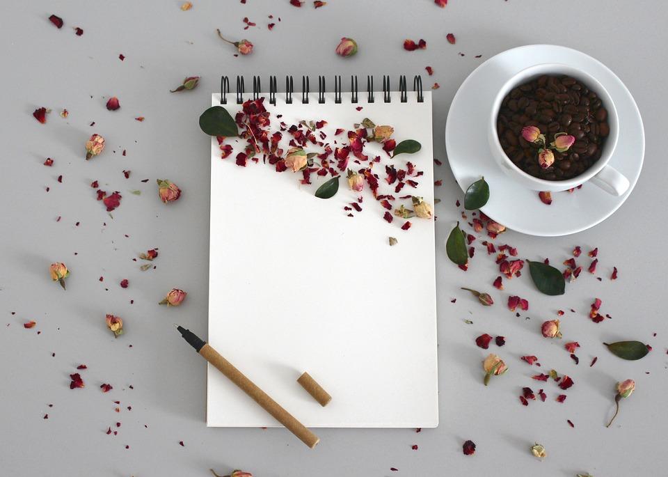 ノート, 注意, 書きます, 本, メモ, 書き留める, 日記, 入力してください, 小冊子, 紙, 空
