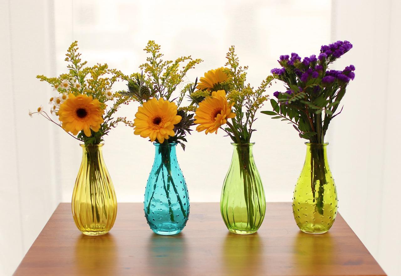 Картинки прикольные вазы с цветами