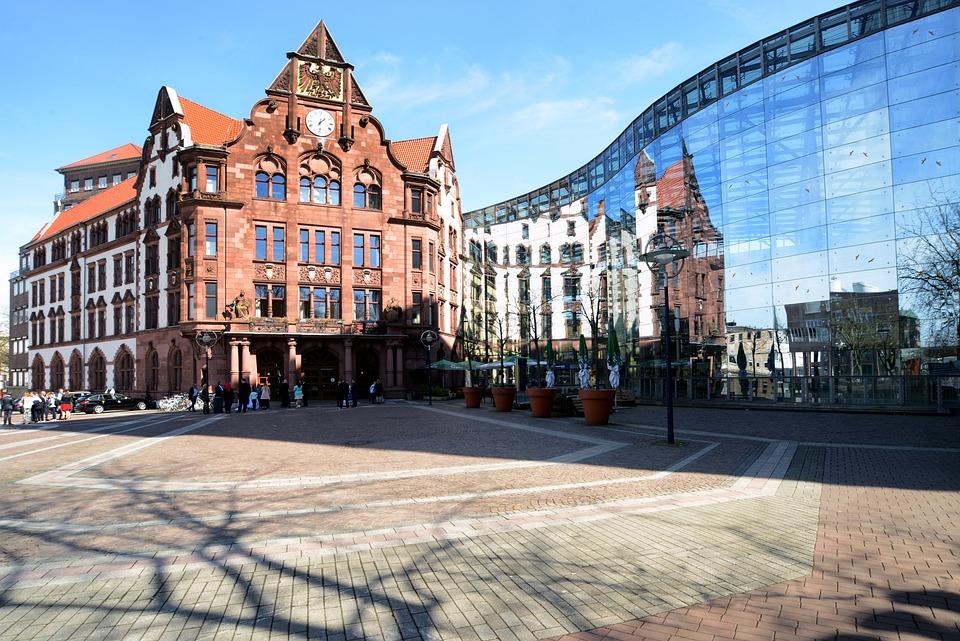 Architektur Dortmund architektur stadt dortmund kostenloses foto auf pixabay