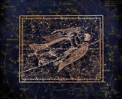 星座, 星座の地図, 空, スター, 星空, 地図製作, 天地図の作成