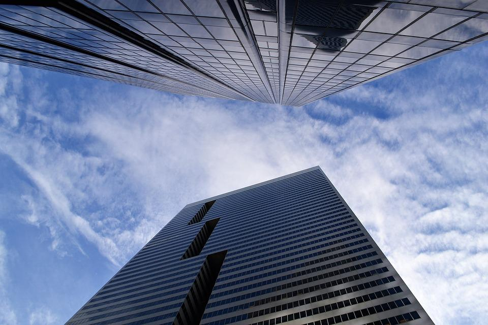 Houston, Texas, Immeubles De Bureaux, Bureau
