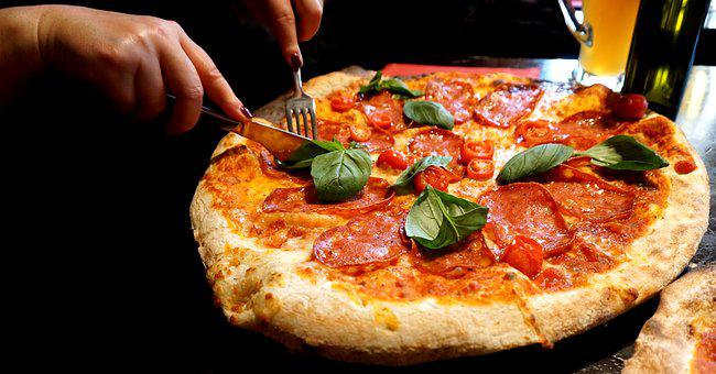 Pizza Gambar Pixabay Unduh Gambar Gambar Gratis