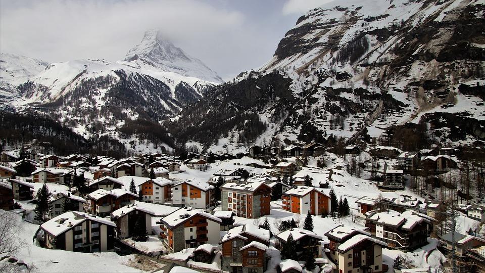 Zermatt Switzerland Snow - Free photo on Pixabay