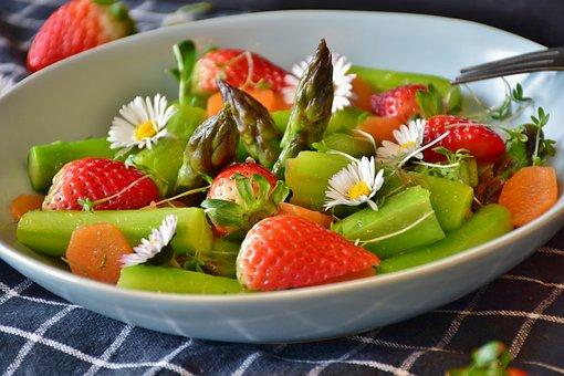 Asparagus, Asparagus Salad, Gün