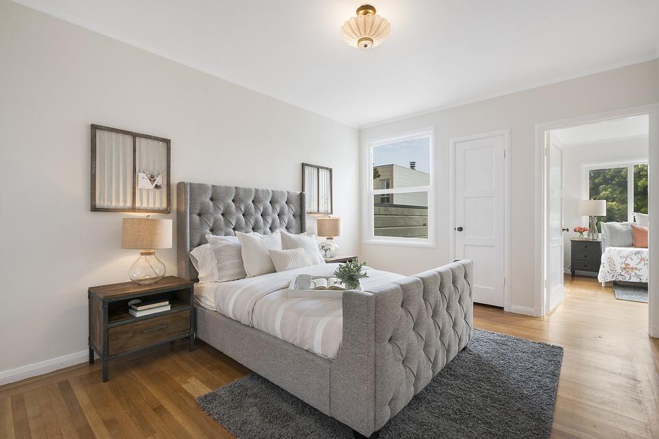 Апартамент, Съвременен, Стая, Мебели, Търговия Етаж