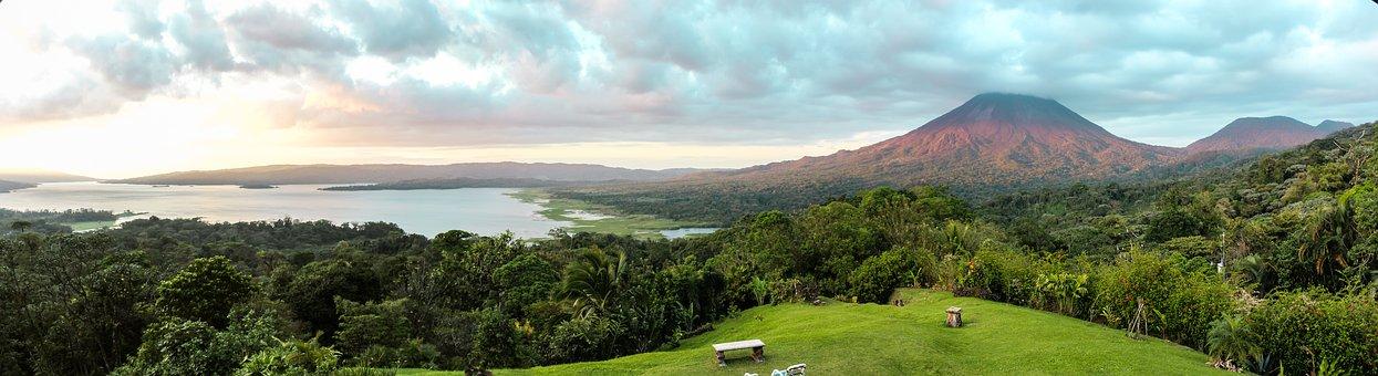 Nature, Panoramic, Panorama, Landscape