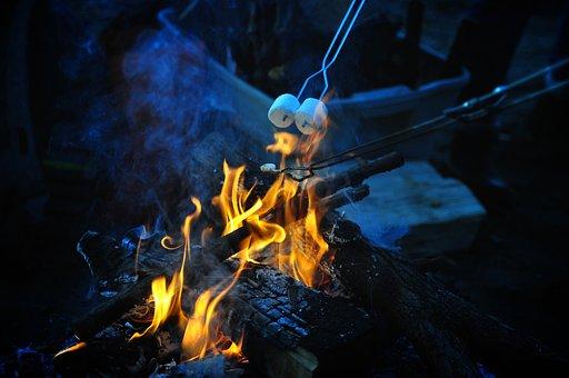 Flamme, Fumée, Chaleur, Danger, Inferno