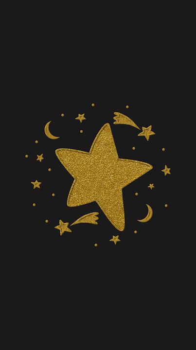 Ster Verlichting Behang · Gratis afbeelding op Pixabay