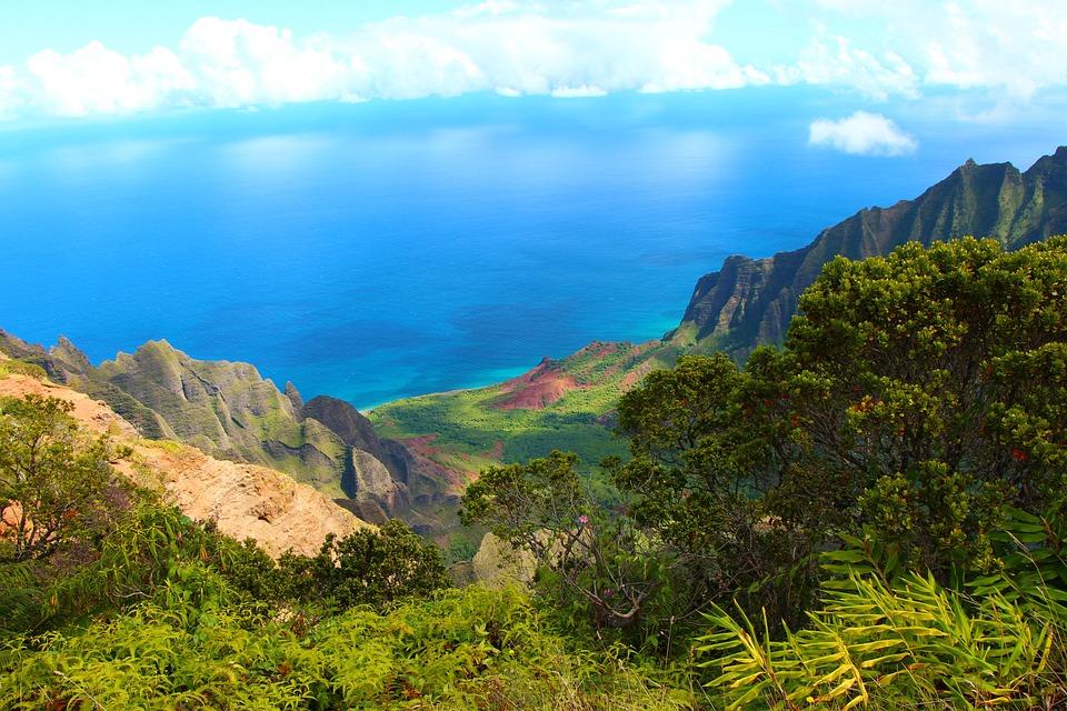 السياحة في جزيرة كاواي، هاواي