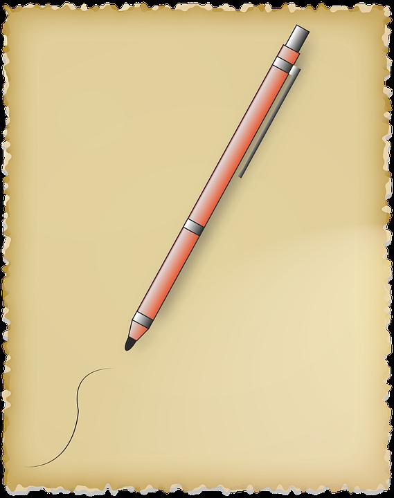 Stift, Schreiben, Kugelschreiber, Schreiber, Büro