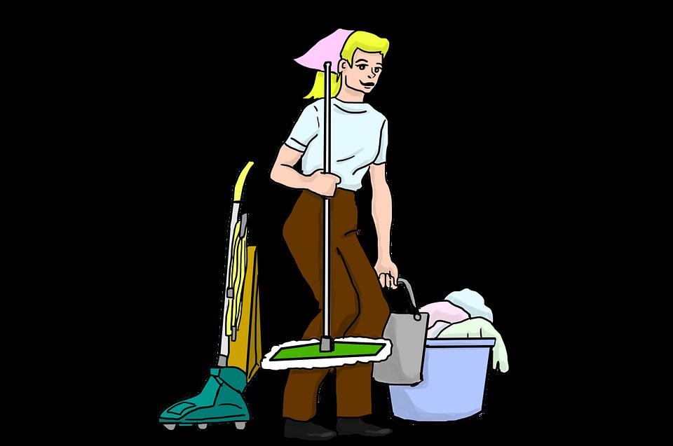 Nettoyage, Service De Nettoyage, Nettoyage De Maison