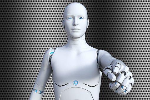 Robô, Ciborgue, Futurista, Android
