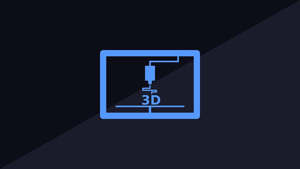 3D-Принтер, 3D-Печать, 3D, Принтер, 3D-Модель